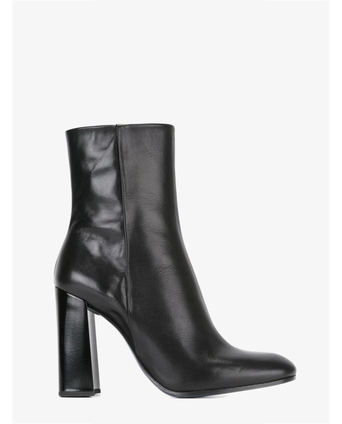 Jil Sander Chunky heel ankle boots $798