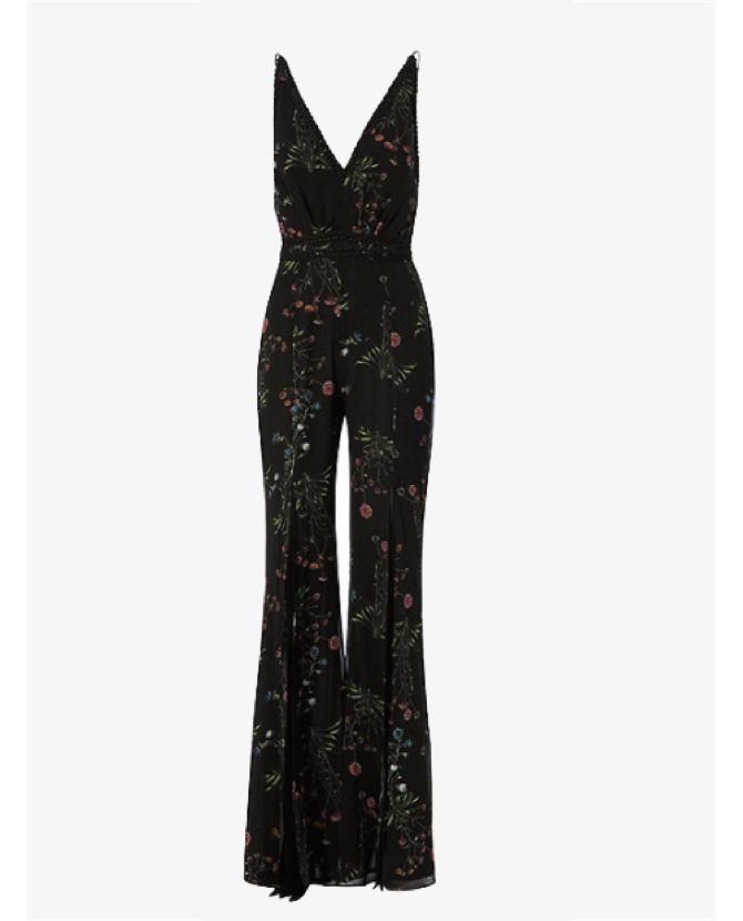 Nicholas Slit Leg Floral Jumpsuit $1,051