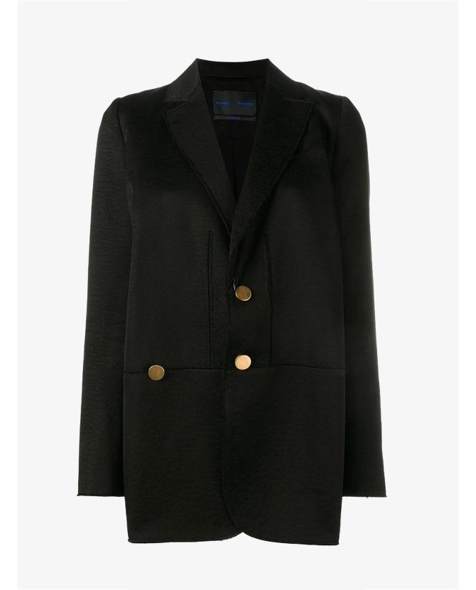 Proenza Schouler Raw Edge Oversized Jacket $3,374