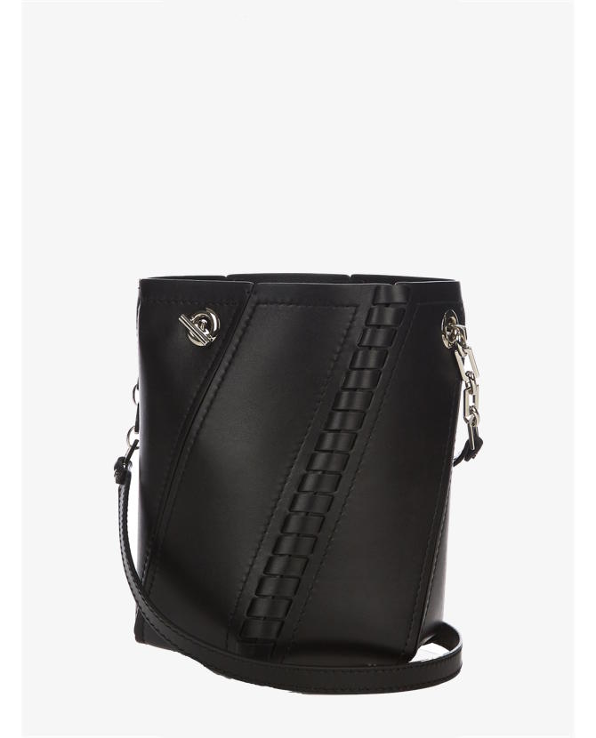 Proenza Schouler Hex mini leather cross-body bag $1,240