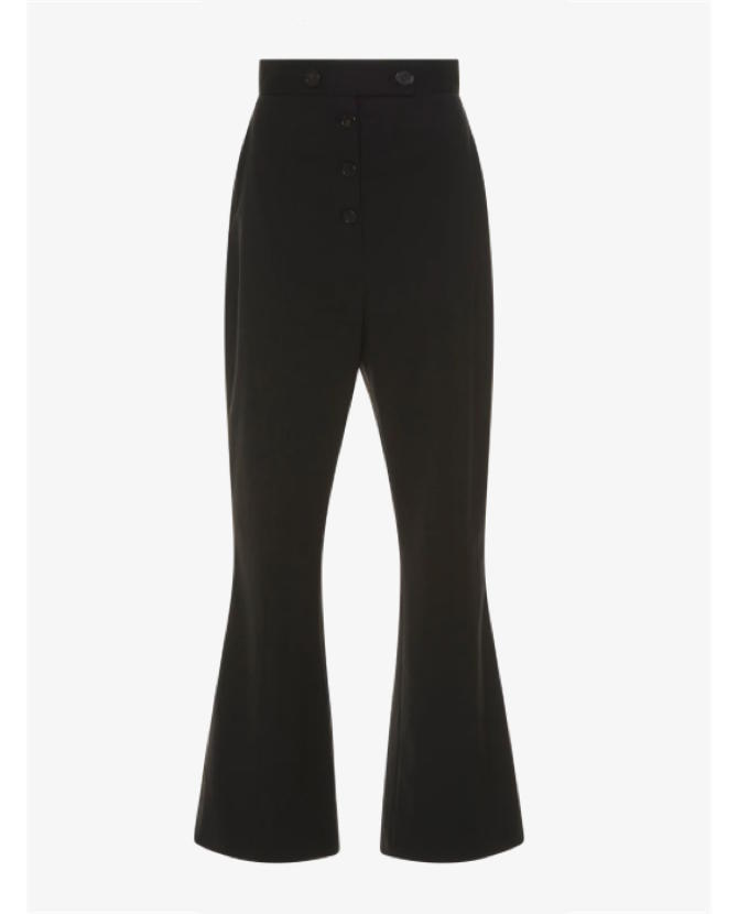 Proenza Schouler Flared Suiting Trousers $995