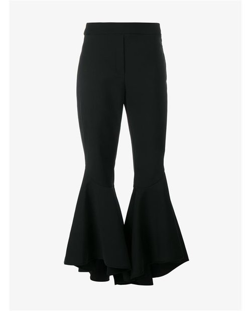 Ellery Sinuous flared trousers $1180