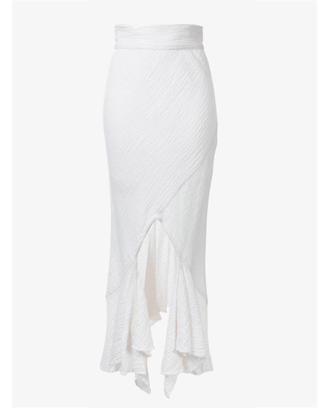 Kitx Spiral Hem Dress $429