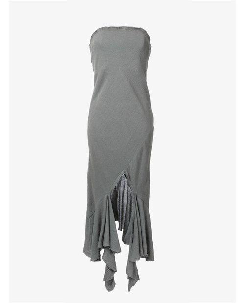 Kitx Ruffled Hem Dress $545