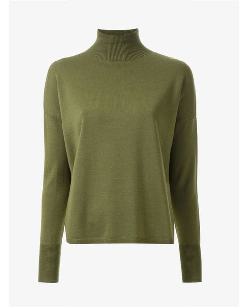 Scanlan Theodore Merino Turtleneck sweater $300
