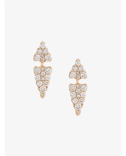 Astley Clarke 'Interstellar' diamond stud earrings $1,533