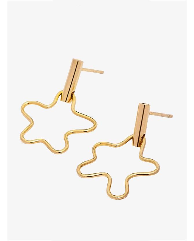 Holly Ryan Mini Squiggle Earring $220