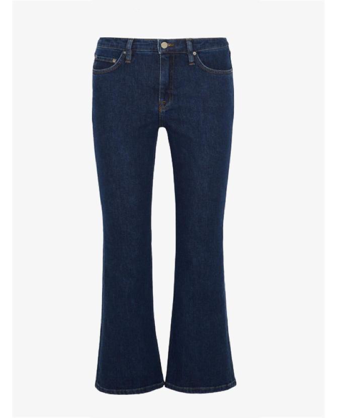 Victoria, Victoria Beckham Mid-rise flared jeans $392
