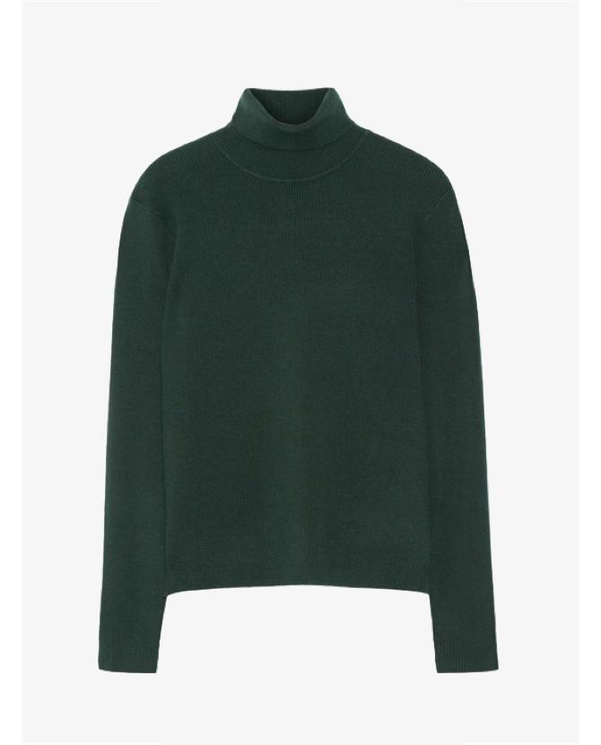 Victoria, Victoria Beckham Wool-blend turtleneck sweater $644