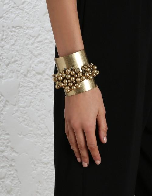 Zimmermann Metal Bead Cuff $350