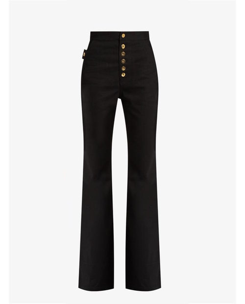 Ellery Phoenix high-rise flared jeans $638