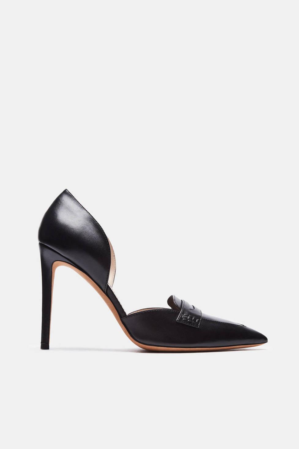 Altuzarra Bancroft D'Orsay Heel in Black $477