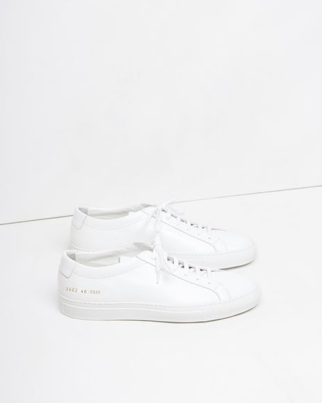 Woman by Common Projects Original Achillies Low Sneaker $522