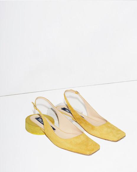 Jacquemus Les Chaussures Santon $716