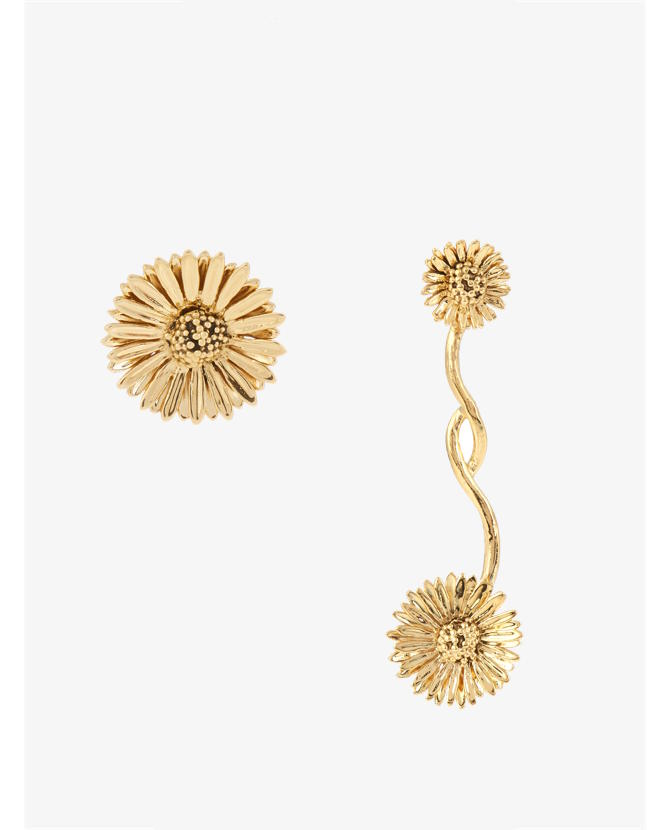 Aurelie Bidermann Athina gold-plated earrings $338