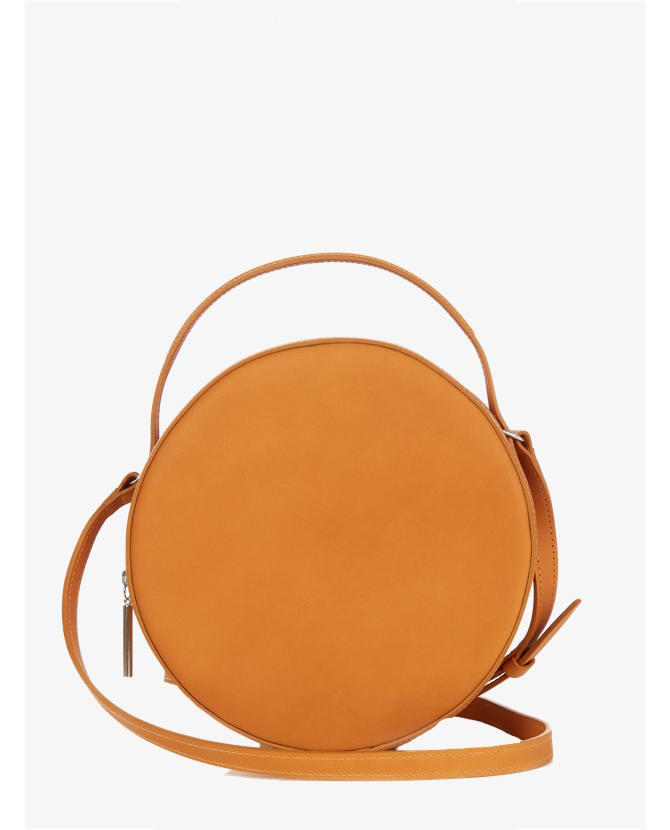 PB0110 AB38 leather cross-body bag $550