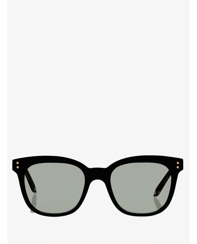 Victoria Victoria Beckham Classic Black The VB Sunglasses $365