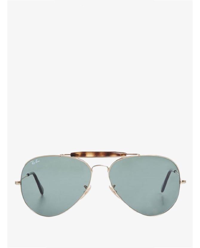 Ray-ban Outdoorsman Tort Original Sunglasses $199