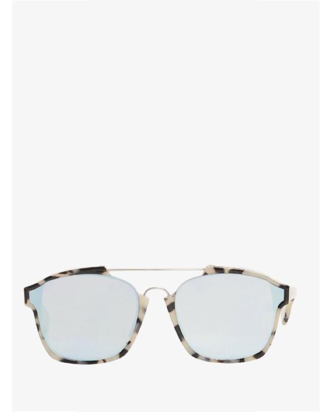 Dior Havana Abstract Sunglasses $650