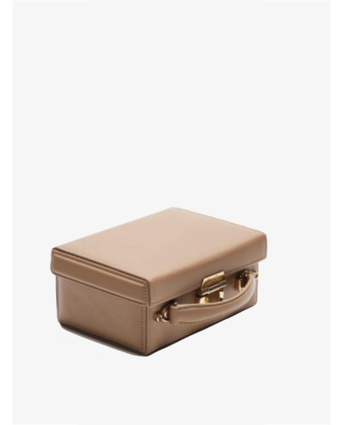 Mark Cross Grace Small Box Bag $2,295