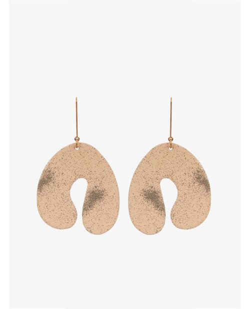 Stella McCartney Abstract-shaped earrings $275