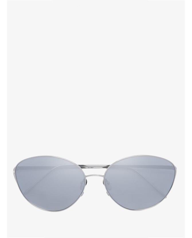 Linda Farrow round frame sunglasses $2,152