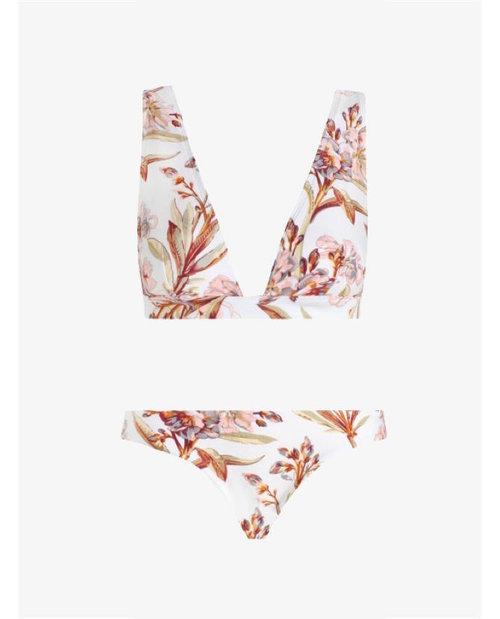 Zimmermann Oleander Wide Tri Bikini $260