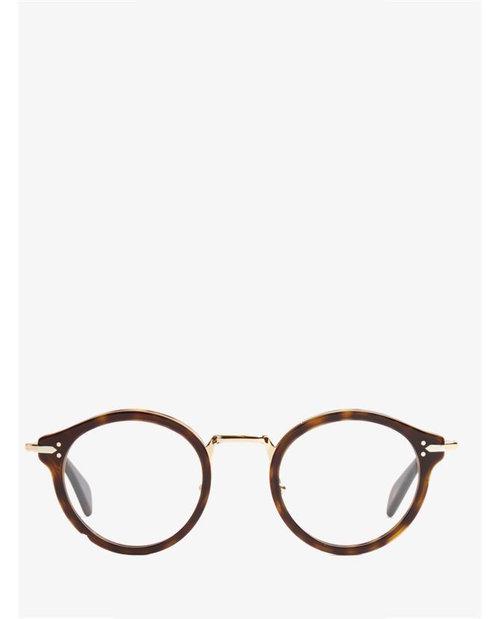 Celine Round-frame acetate glasses $401