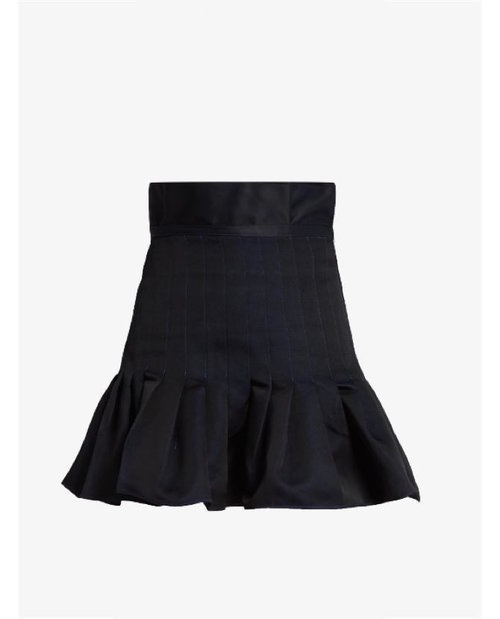 Ellery Kyoto memory-twill mini skirt $1,456