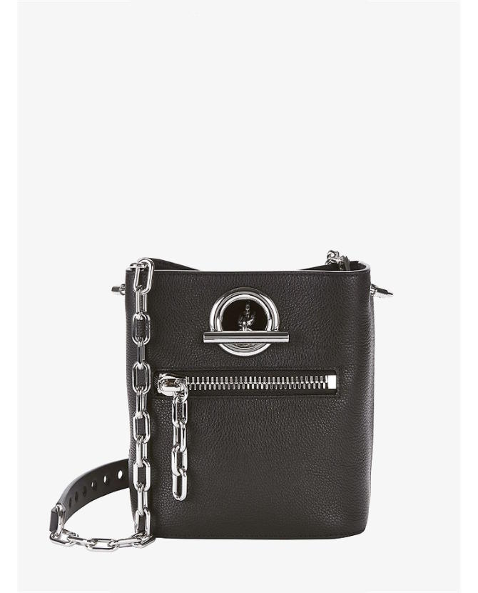 Alexander Wang Riot Shoulder Chain Bucket Bag $1,003