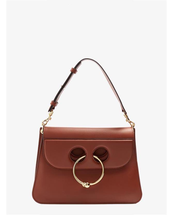 J.W.Anderson Pierce medium embellished leather shoulder bag $1,759