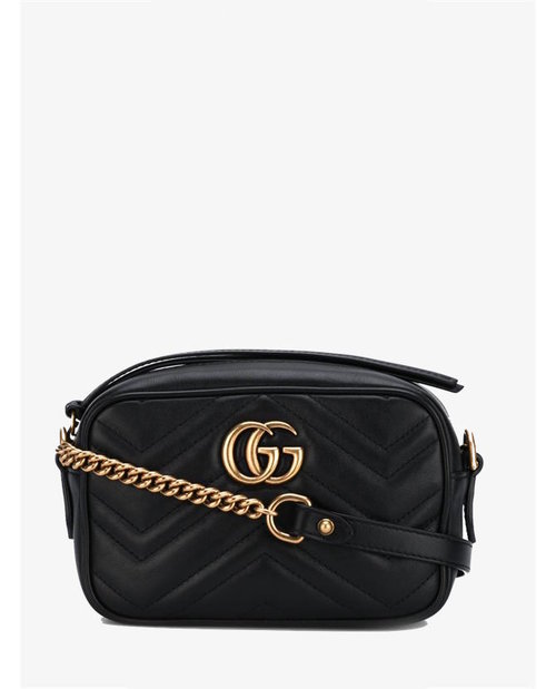 Gucci Mini GG Marmont matelassé bag $1,080