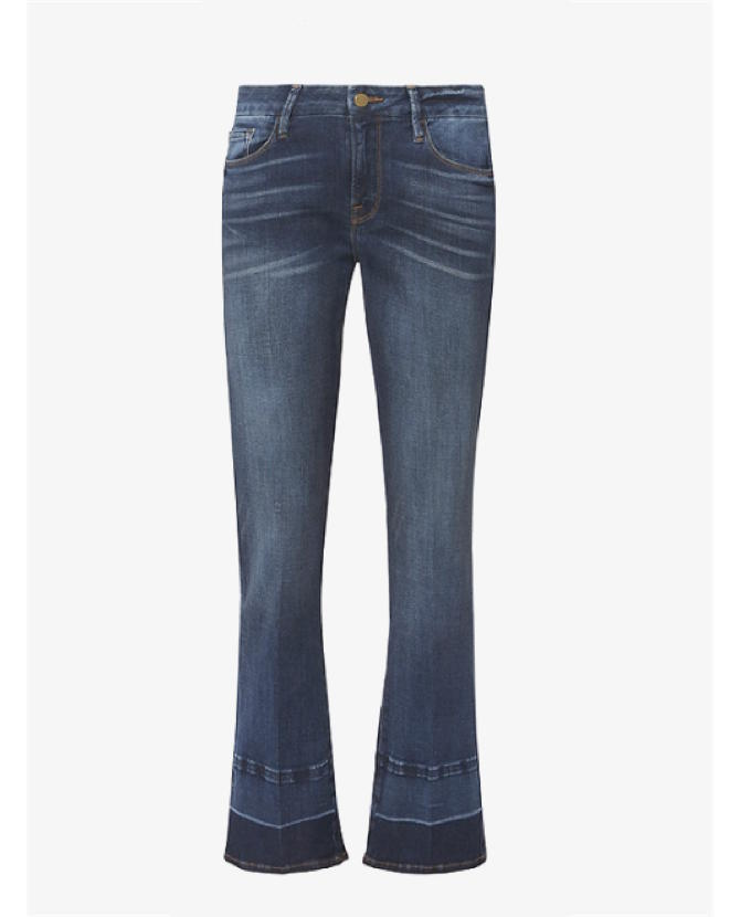 FRAME Le Crop Mini Boot-Leg Jeans $353