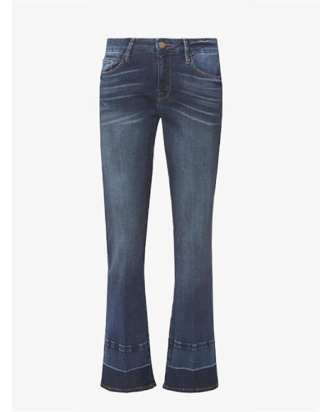 FRAME Le Crop Mini Boot-Leg Jeans $353