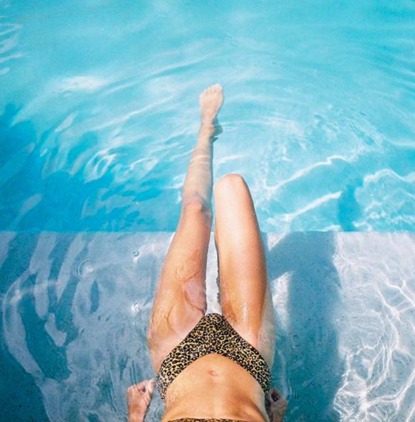 Zulu & Zephyr Kit Bralette Bikini $160
