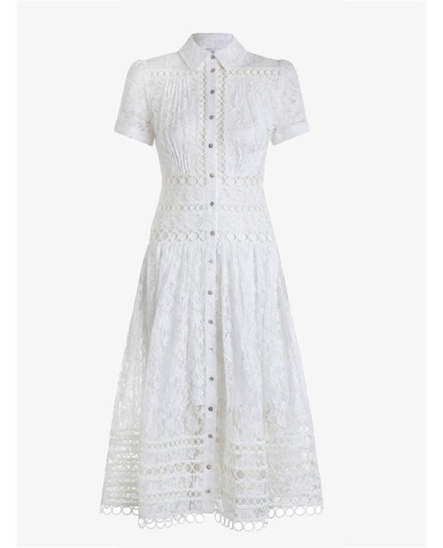 Zimmermann Winsome Breeze Lace Dress $2,500