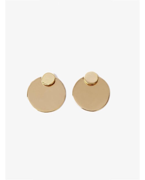Bassike Pigna ear embrace earrings small $200