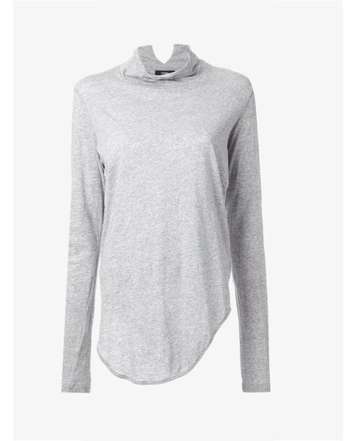 Bassike funnel neck top $130