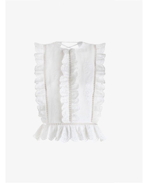 Zimmermann Valour Frill Top $365