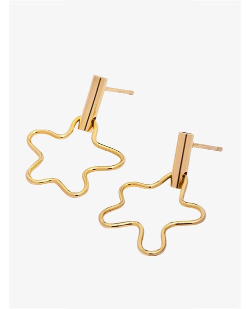 Holly Ryan Mini Squiggle Earring $220