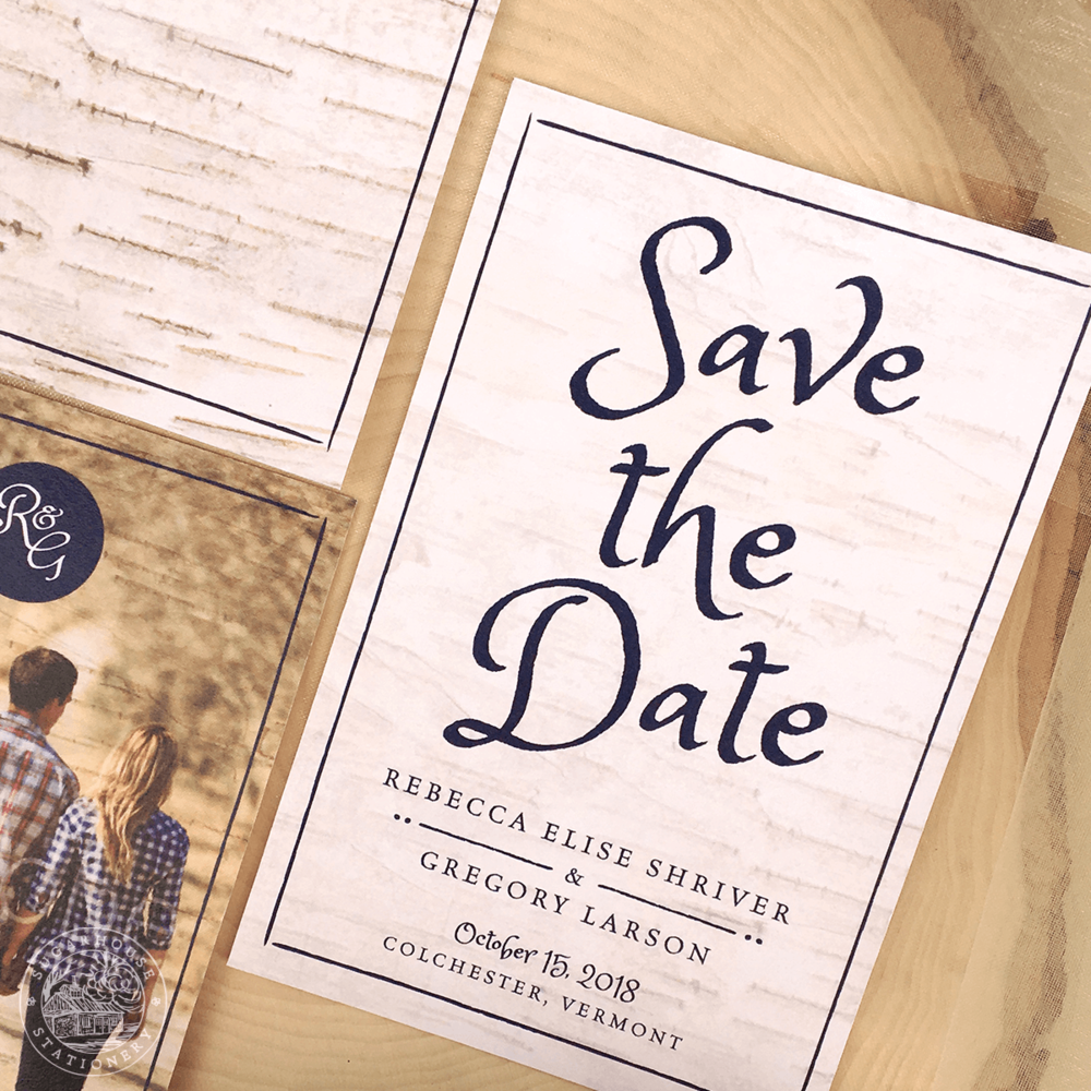 Dorr Save The Dates
