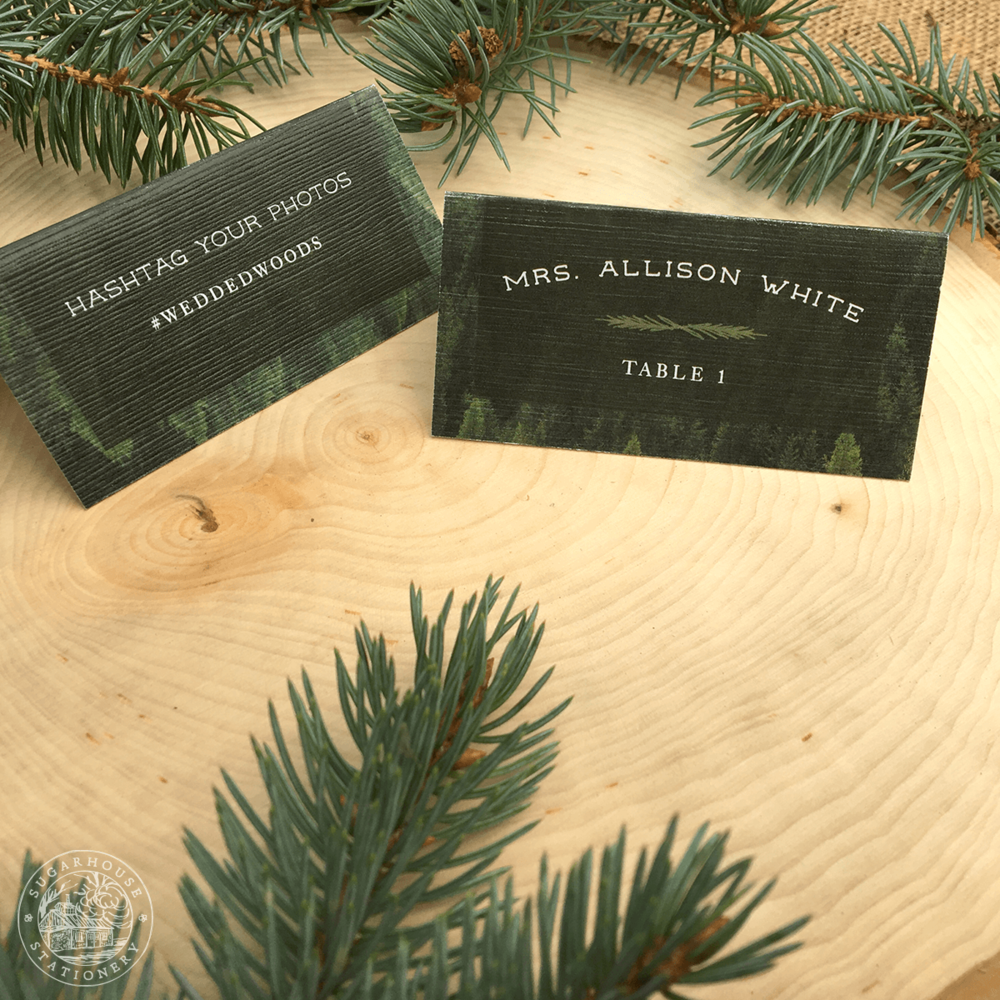 Eden Place Cards