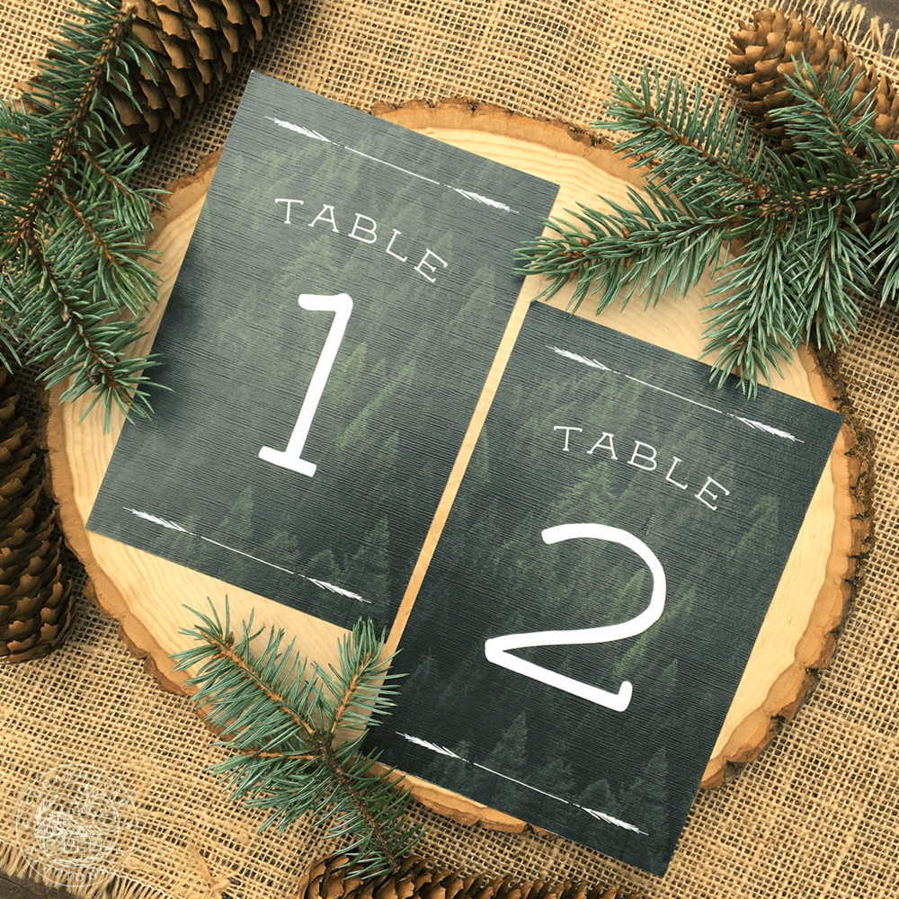 Eden Table Numbers