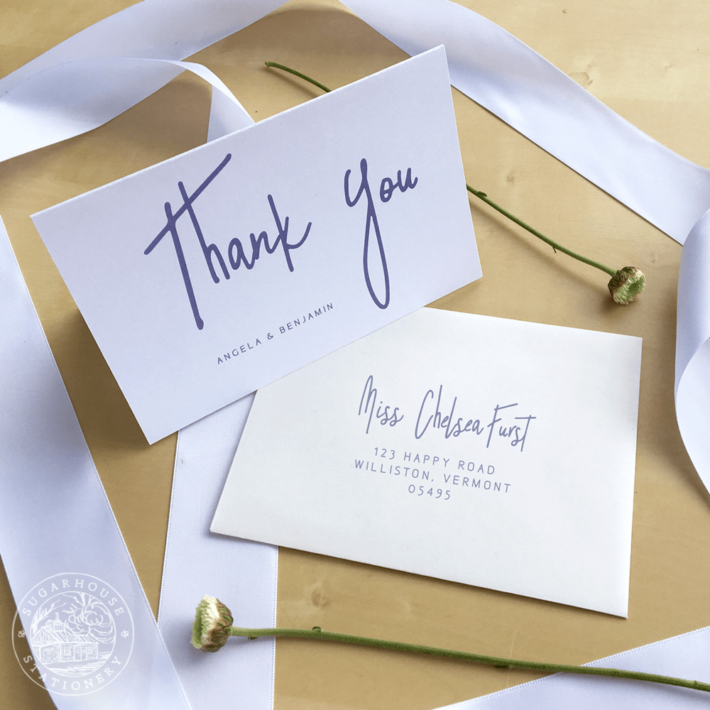 Killington Thank You Cards