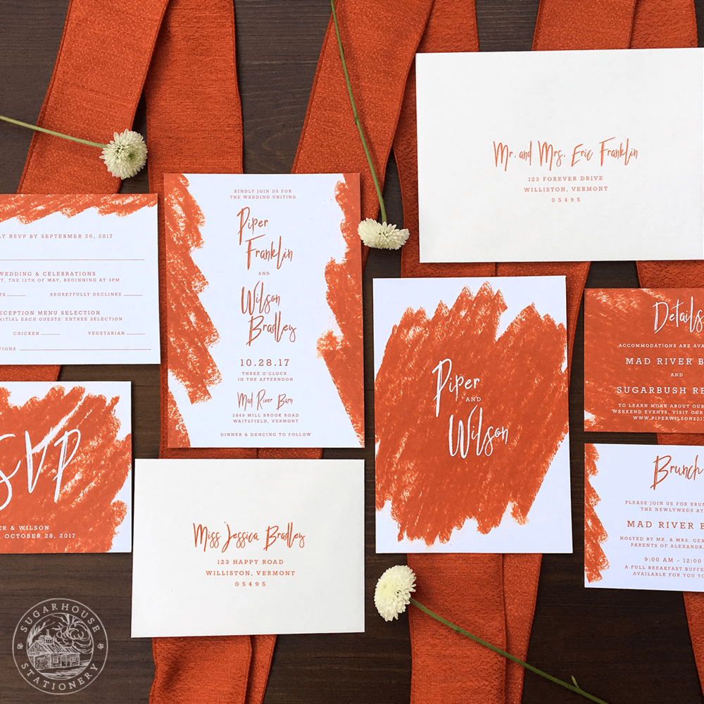 Arches Invitation Suite