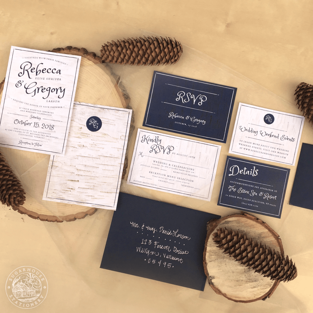 Dorr Invitation Suite