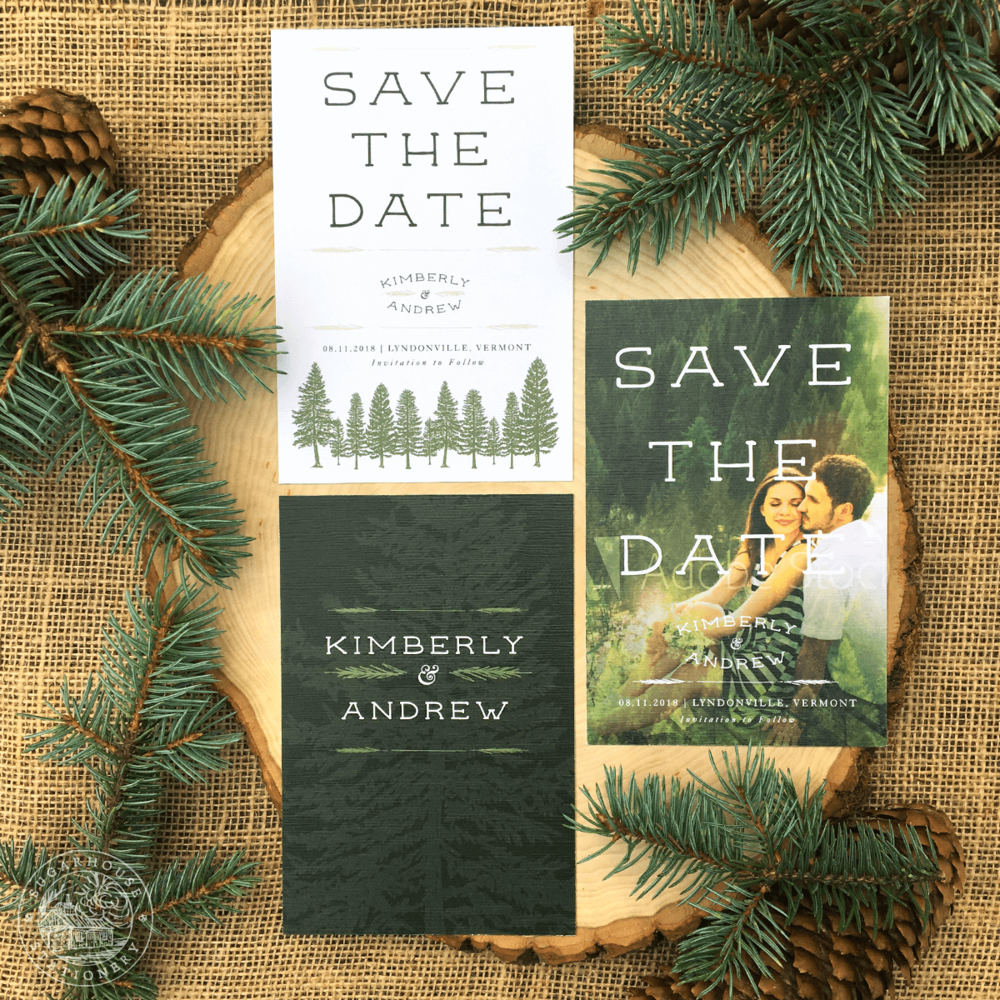 Eden Save The Dates