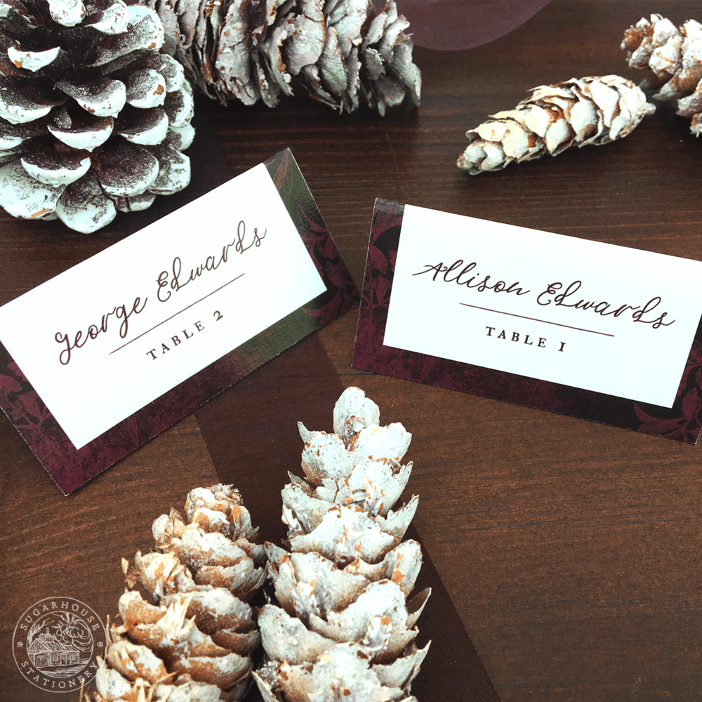 Easton Place Cards