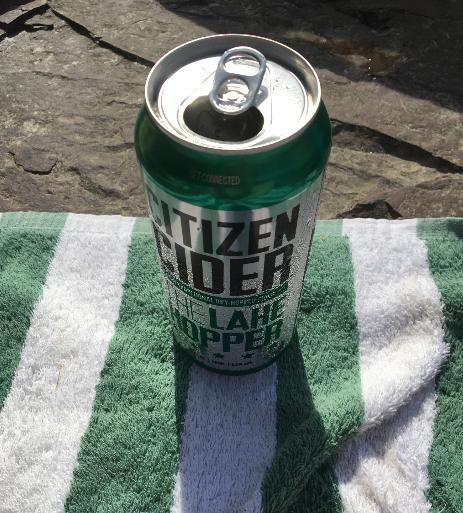 A Burlington staple, Citizen Cider