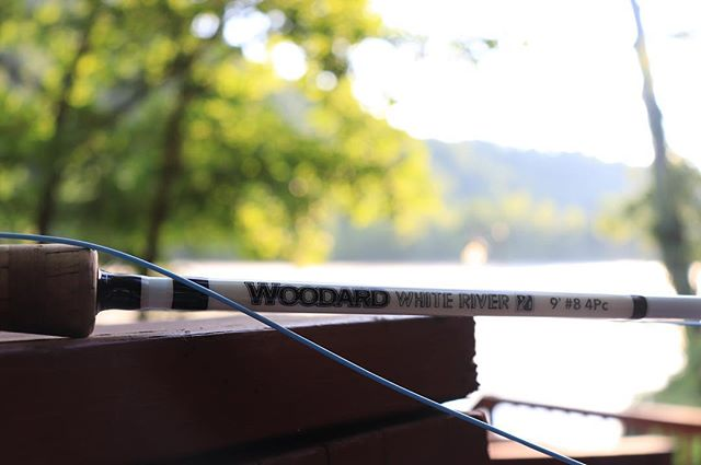 Home is where the fly rod is